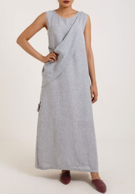 Grey Multi Way Dress