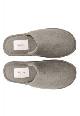 Beit ElSheta Grey Home Slippers