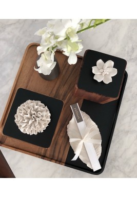Wooden Set-Black