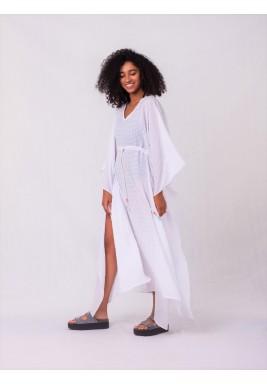 Maxi Beach Cover Up Dress