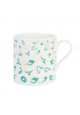 Accents Mug - Turquoise