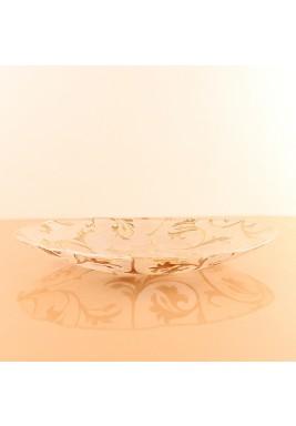 Gold Design Bowl