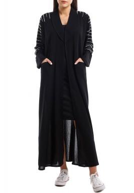 Ayuma blazer abaya