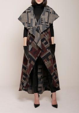 Flowy vest
