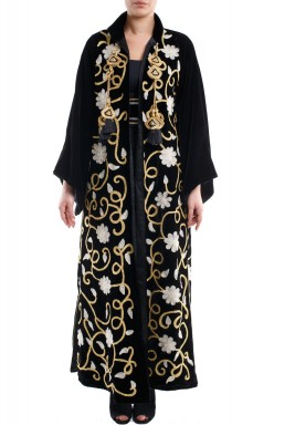Black Royal Kaftan