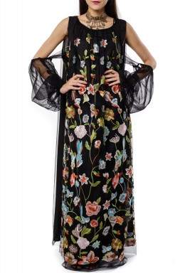 Spanish Colorful Kaftan