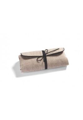 Linen Jewelry Bag