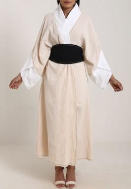 N Kimono Dress