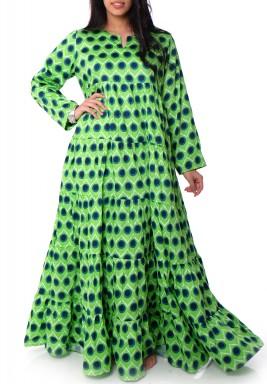 Capri Lime Dress