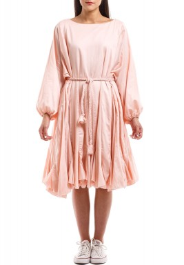 Peach Raina Kaftan