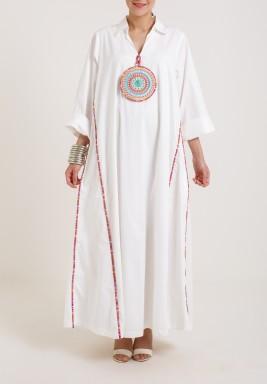 Tribal Shirt Dress