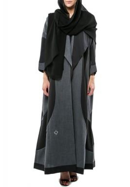 The Grey Abaya