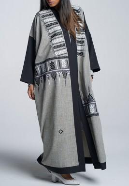 Classic Arabian Abaya