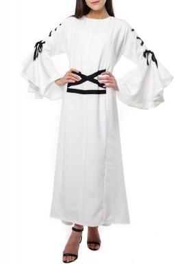 Alexa White Dress