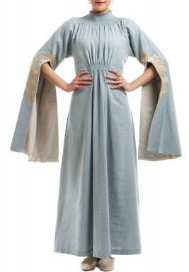 Blue grace kaftan