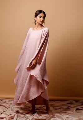 Pink Athbah Kaftan