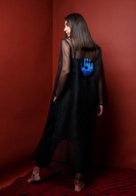 Hamsa Black Set