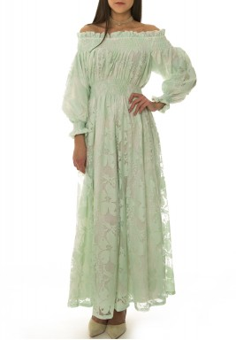 Mint Green Kaftan