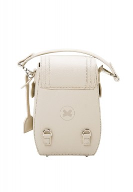 Octavio Ris Leather Backpack