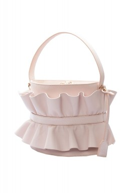Zeezee bucket bag pink