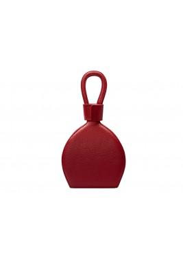 Atena Red Lizard Bottle Shaped Bag