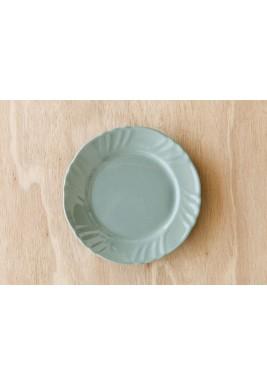 Romantic Fruit Plate Sage 12 Pieces