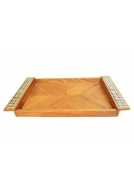 Rectangular Wooden Tray