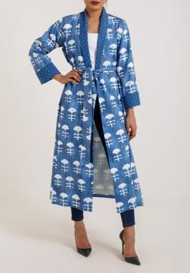 Jeans Dress Coat