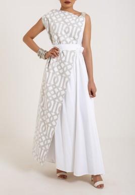 Jewelled Strap Dress