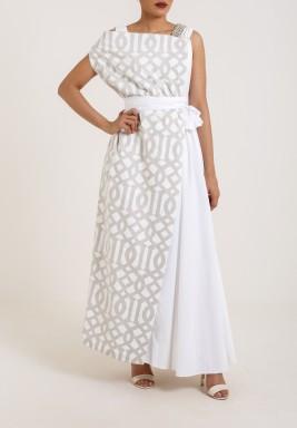 Pearl Strap Dress