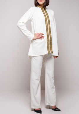 Training Suit Ivory