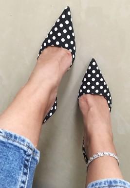 Lila anklet