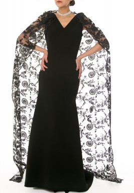 Grace Gown Black