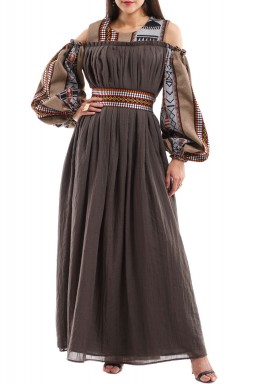 Sadu sleeves loose kaftan