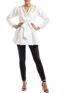 White suit set