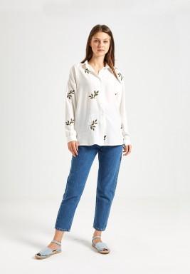 Silva Embroidered Shirt
