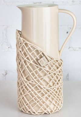 String One Thermos Beige