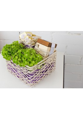 String Box Gift Set -Beige
