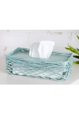 String Tissue Basket