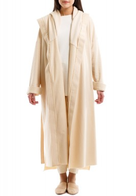 Cream Robe