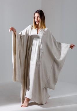 Off-White Oversized Pocket Kaftan