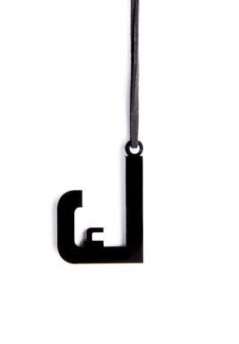 Back Kaf Car Mirror Hanger
