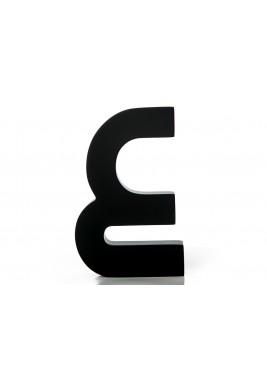 Ain letter Block