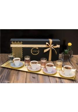 Long Gold tray