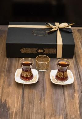 Tea set of 2 pieces