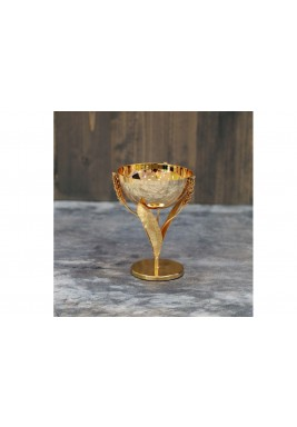 Hand Made Gold Leaf Mubkhar