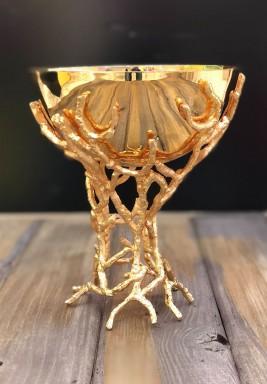 Hand Made Gold Mubkher