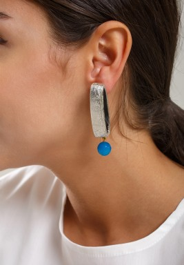 Granoda I blue earrings