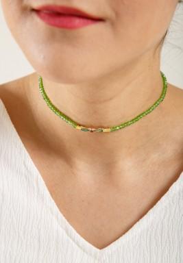 Jaipur green crystals