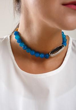 Granoda I blue choker